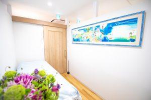 芦屋柿本クリニック サロン室